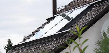 Dachschiebefenster HOKU Rhein-Neckar-Region