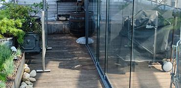 Verglasung HOKU Fenster- und Bauelemente