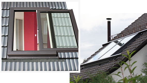 Leistung Dachschiebefenster