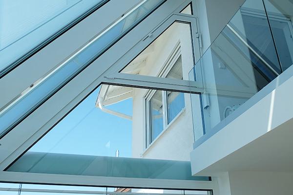 Wintergarten Fenster