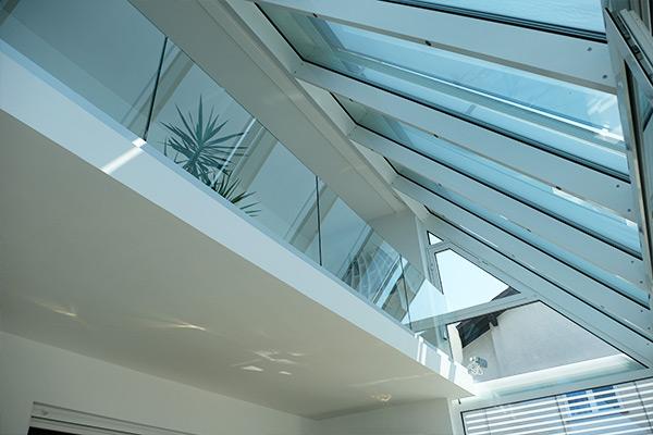 Wintergarten Glasgalerie