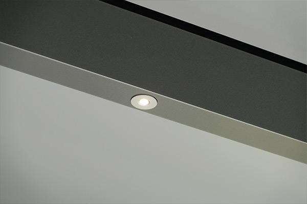 Wintergarten LED-Beleuchtung